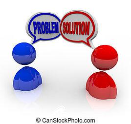 Problemas y solución de ayuda al cliente
