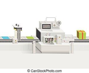 Producción Conveyor