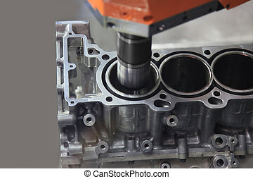 Producción de automotor