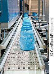 Producción masiva de plast