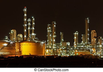 Producción química en Nig