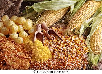Productos de maíz
