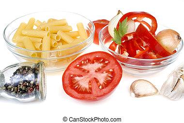 Productos de spaghetti