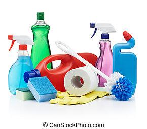 productos, limpieza