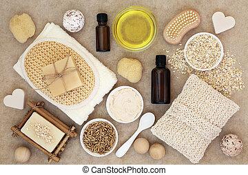 Productos para el cuerpo y la piel