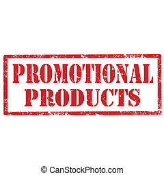 products-stamp, promocional