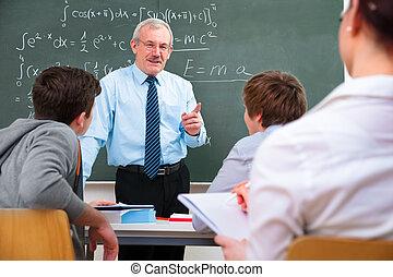 Profesora de secundaria