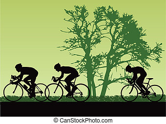 proffesional, ciclistas