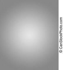Profundidad circular gris