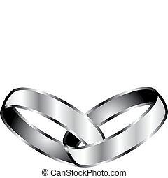 promesa, anillos