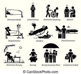 Protección de seguros de vida.
