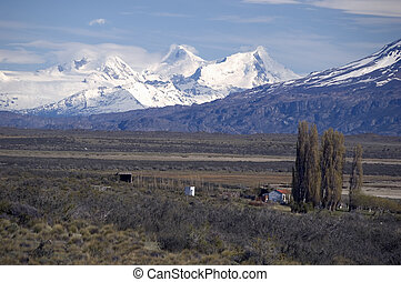 provincia, argentina, cruz, patagonia, santa