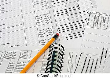 proyecto, contorno, horario