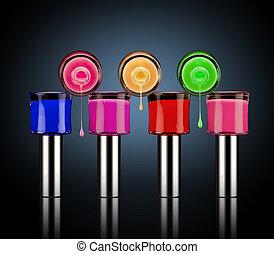 ¡Puente de colores!