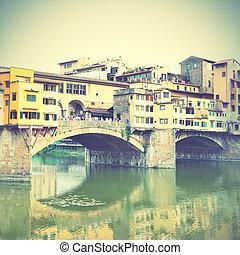 puente del vecchio, ponte