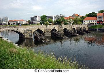 Puente en pisek