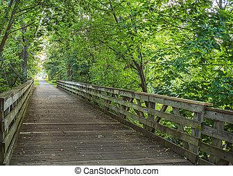 puente, rastro