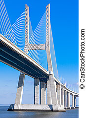 Puente Vasco da gama (Ponte vasco da gama), lisbono