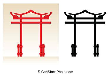 Puerta de Japón