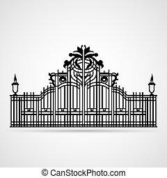 Puerta oral