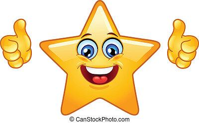 Pulgares estrella