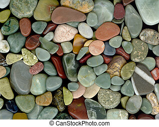 pulido, rocas