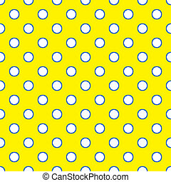 Puntos de polka brillantes sin forma