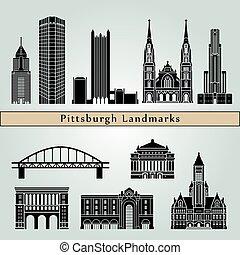 Puntos de referencia de Pittsburgh V2