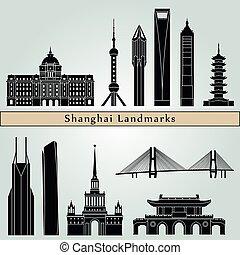 Puntos de referencia de Shanghai V2