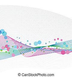 Puntos de Waveform abstractos
