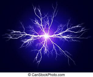 Pura energía y electricidad