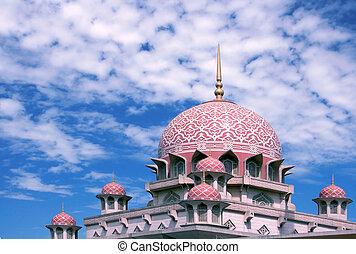 Putra mezquita malaysia