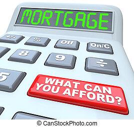 qué, hipoteca, proporcionar, calculadora, -, lata, palabras, usted