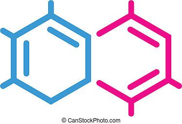 químico, símbolo