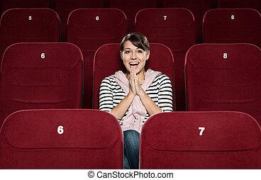 Ríete del cine