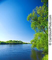 ríos, naturaleza