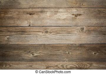 rústico, plano de fondo, madera erosionada