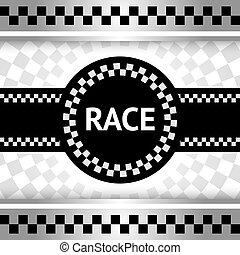 Race nuevo telón de fondo