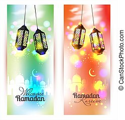 Ramadan kareem. Antecedentes islámicos.