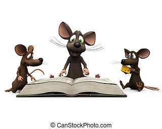 ratones, storytime