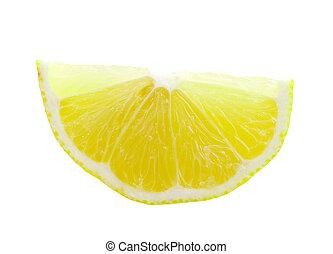 Rebanada de limón