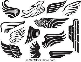 Recolección de alas