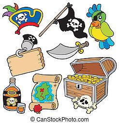 Recolección de piratas 10