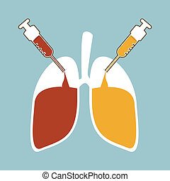 Recuperación de pulmón