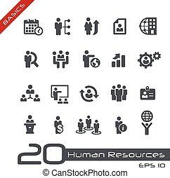 Recursos humanos y negocios