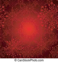 Red de fondo navideño