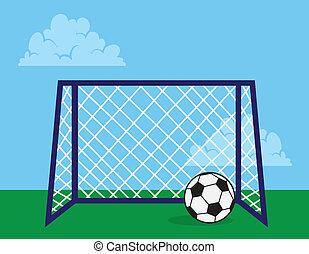 red del fútbol