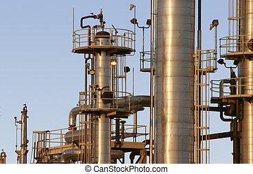 Refinería de aceite #5