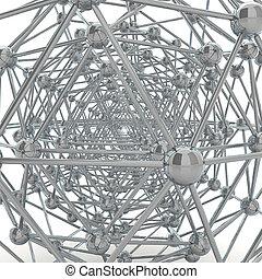 reflexivo, estructura molecular