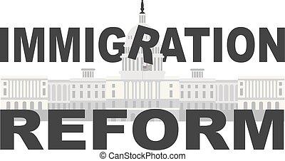 Reforma de Inmigración de Washington DC